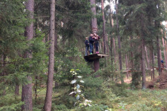 JRK Ausflug Kletterwald