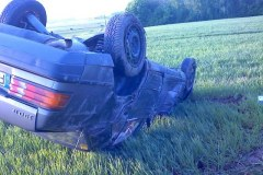 Verkehrsunfall Obermichelbach 2009