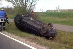 Verkehrsunfall Puschendorf 2008